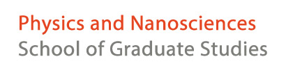 Physics and Nanosciences - School of Graduate Studies